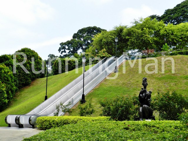 Fort Canning Park & Battle Box 03
