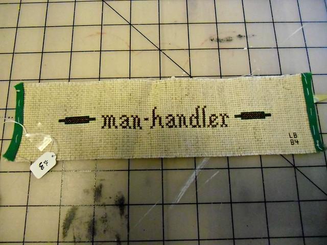 MAN-HANDLER