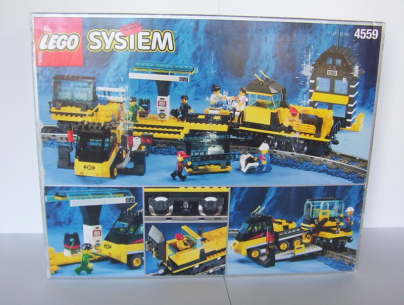 Review Cargo Railway 4559 Lego Train Tech Eurobricks Forums