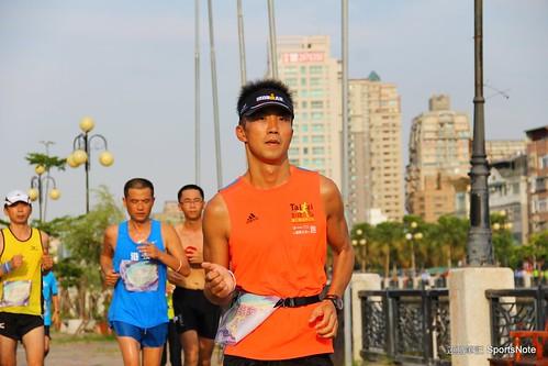 跑在台南運河旁(2)