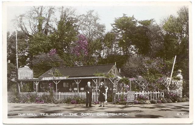 The Mill Tea Rooms Bury