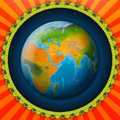 Touch Press - Atlas du monde (Barefoot Atlas)