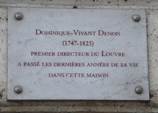 Plaque inscription