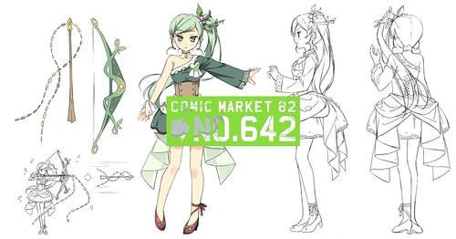 120804(2) - 動畫公司「SHAFT」嶄新魔法少女變身動畫《PRISM NANA PROJECT》邀請「カントク」設計主角造型! (7/9)