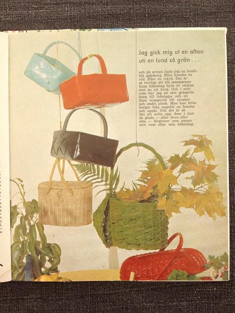 Evas kalender augusti 1963