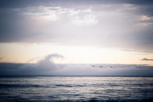 ocean sunset beach cloudy song gulls naturalbridges youtube southernkarl