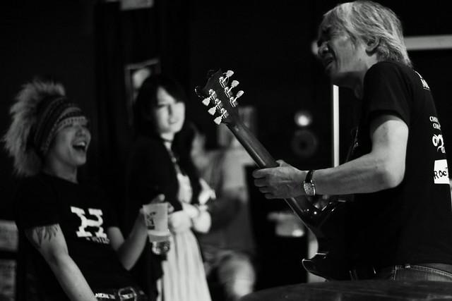 かすがのなか live at Outbreak, Tokyo, 27 Jul 2012. 327