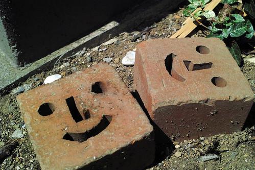 Ruheplatz Zopf smile brick