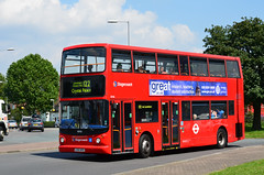 Stagecoach 18486 on route 122