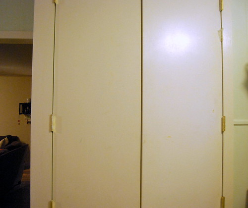 Closet Door - After