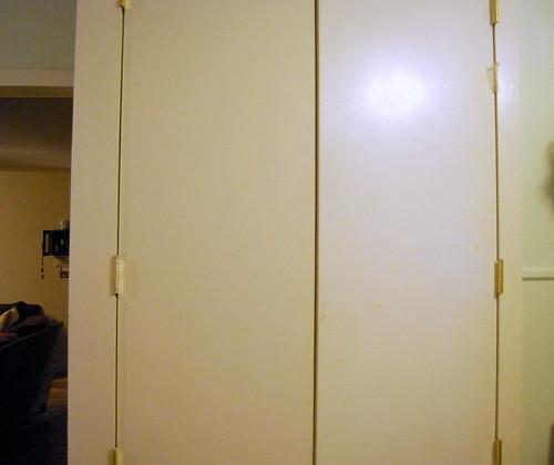 Closet Door - After