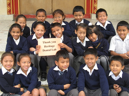 Thank you from Nepal 2011