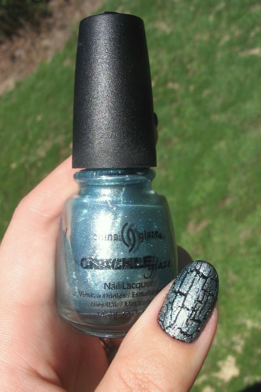 Aqua Crackle - thumb