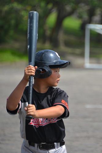 2012夏日大作戰 - 桜島 - 野球試合 (4)