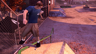 Tony Hawk's Pro Skater: HD on PS3