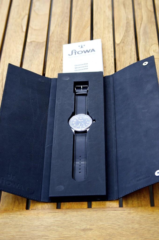 stowa - Idée de bracelet pour ma Stowa flieger 7782835248_372bba2b67_b