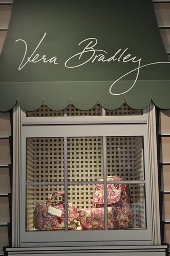ヴェラ・ブラッドリー 2012年秋コレクション LOVE TRAVELS