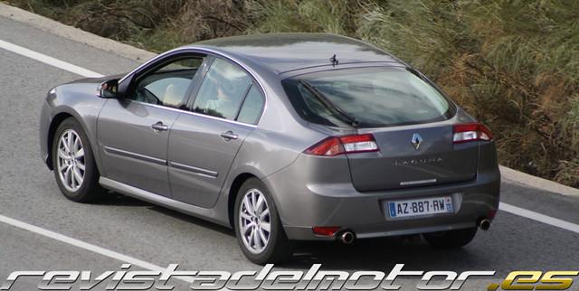 Renault Laguna 3 Fase 3 Mula