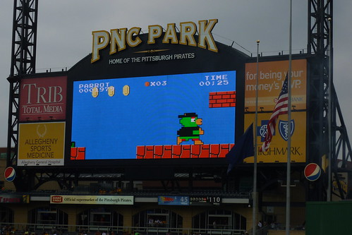 Miami Marlins at Pittsburgh Pirates - PNC Park 21 Jul 2012