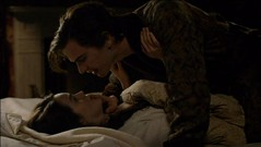 Mr. Pamuk and Lady Mary in bed
