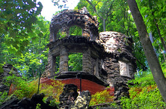 Erwin Castle Ruins, Jim Thorpe PA