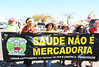 Caravana à Brasília: Passeatada da Base Fenasps, Atos no Ministério do Planejamento e no Ministério da Saúde em 16 de agosto/2012