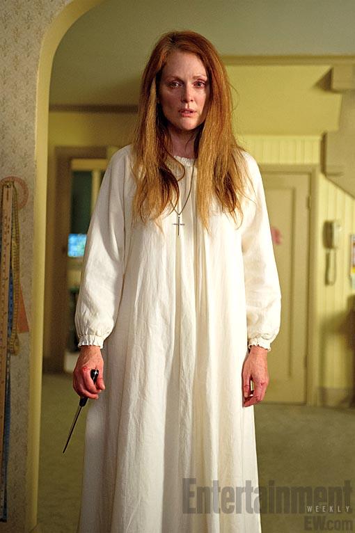 Julianne Moore en remake de Carrie