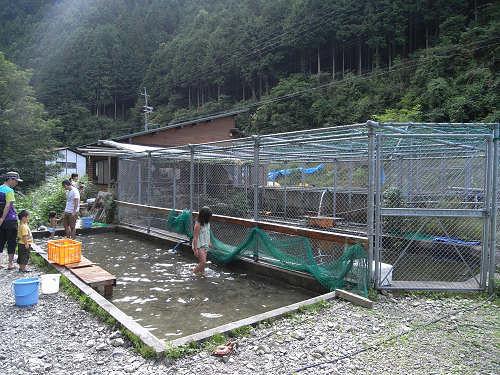 洞川川魚センター@天川村-09