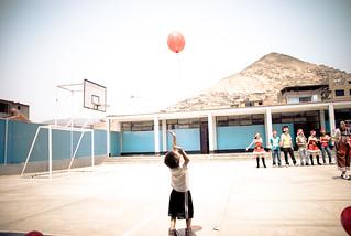Navidad Migo con los niños de VMT (Lima - Perú)