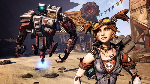 Borderlands 2 Mechromancer DLC