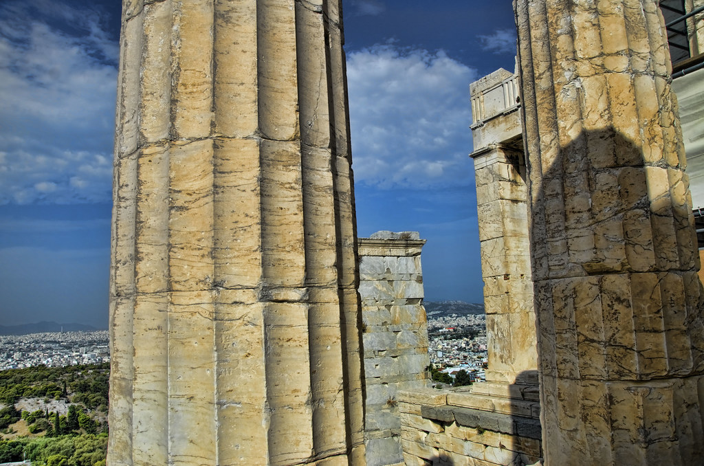 The Parthenon. Athens (2).-