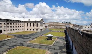 Fremantle Prison by simmogem, on Flickr
