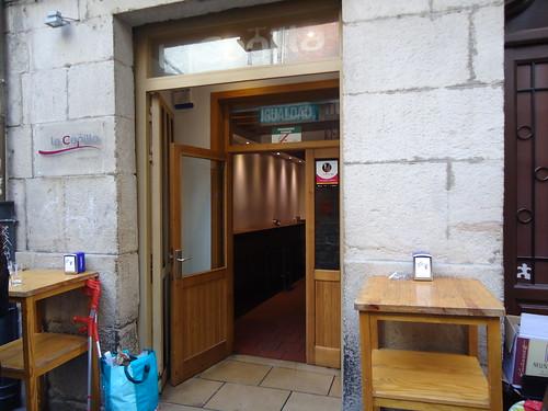Logroño | Bar La Canilla | Entrada