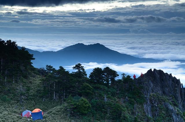 2012.11.03 台東 / 嘉明湖