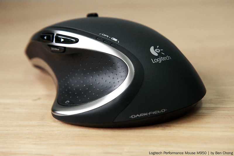 Logitech Performance Mouse M950
