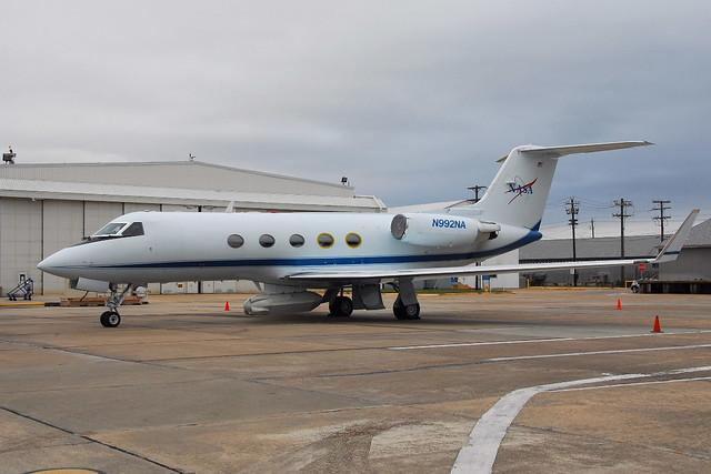 N992NA Gulfstream 3 NASA | Flickr - Photo Sharing!