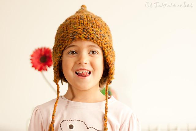 8.nov.2012: gorro novo! / gorro nuevo! / new hat!