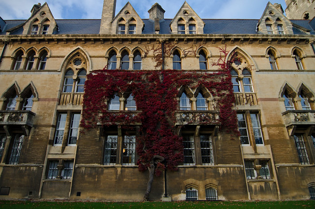 christ church oxford england united kingdom university