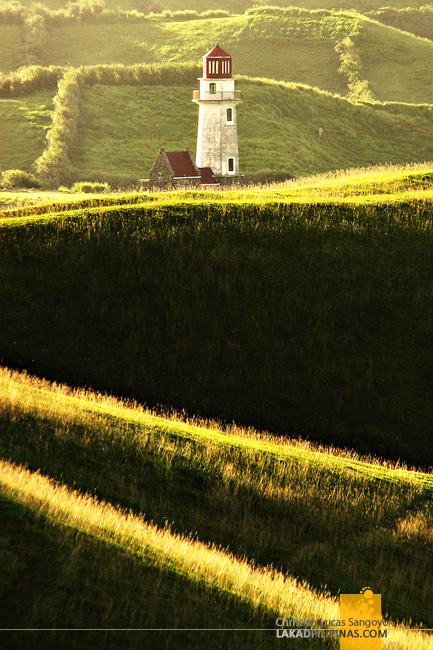 The Mahatao Lighthouse in Batanes