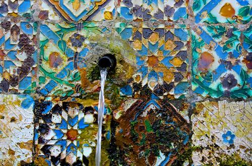 Azulejos e água em Sintra by SandraFotosPortfolio