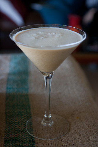 Vegan Coffee Martini