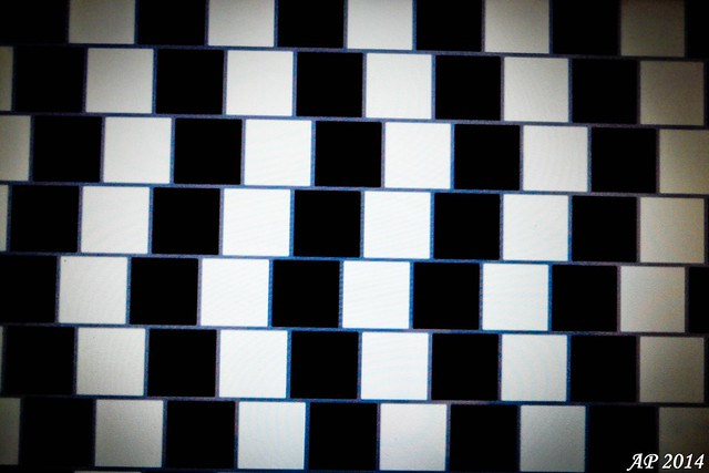 Illusion d'optique / Optical Illusion