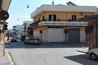 Noicattaro. Incrocio via Carmine front