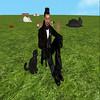 Uncle Caelum & Callie(KittyCat)