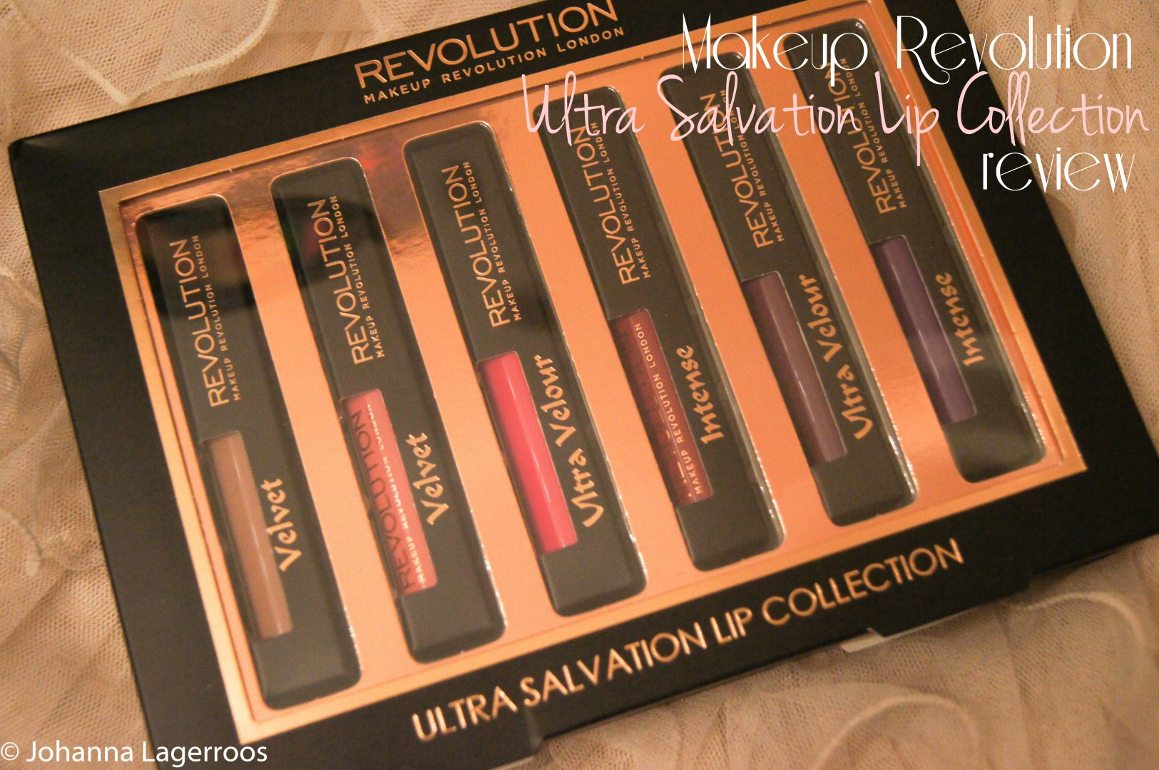 ultra salvation lip collection package