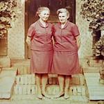 Die Geschwister Gilde vor 50 Jahren nach einer Billeder Variante der Donauschwäbischen Passion. Das waren u.a.: Enteignung, 5 Jahre Zwangsarbeit in der Sowjetunion, weitere 5 Jahre Deportation in die Baragansteppe mit ihren behinderten Großeltern.