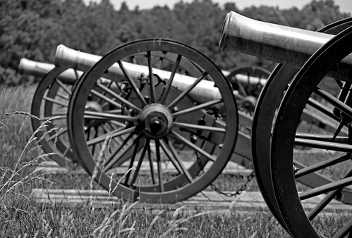 American Civil War Cannons
