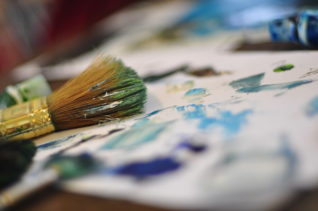 Why Everybody Needs to Make Art Everyday ... {7 Keys to Creativity}