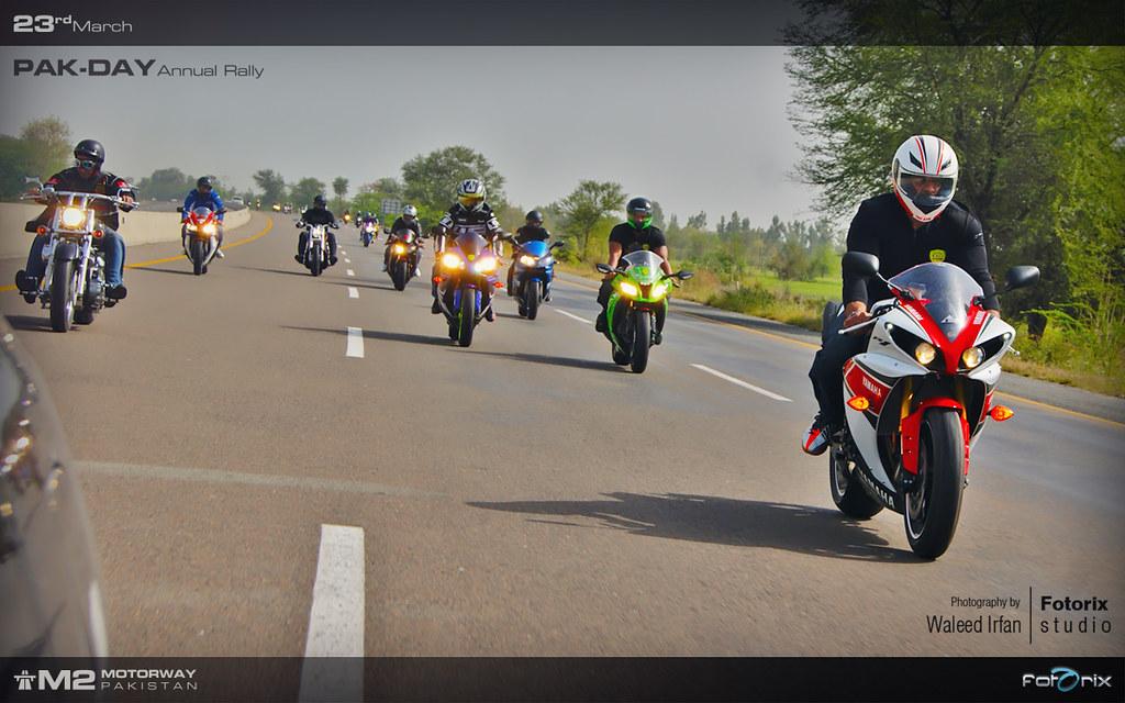 Fotorix Waleed - 23rd March 2012 BikerBoyz Gathering on M2 Motorway with Protocol - 6871367722 b23b17f46e b