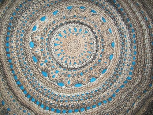 Crochet Guadalupe Shawl